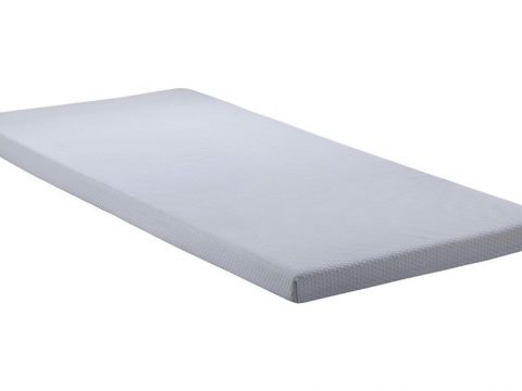"Simmons BeautySleep Siesta 3"" Memory Foam Mattress Review"